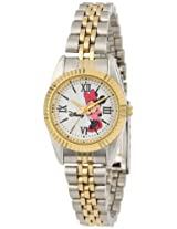 Disney Women's W000575 Minnie Mouse Two-Tone Status Watch