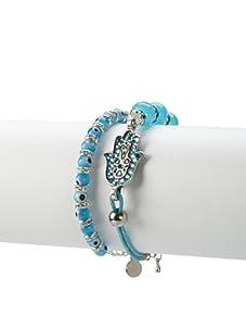 Rolf Bleu Destiny Bracelet Set (Turquoise)