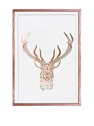 Really Nice Things Wandbild Deer