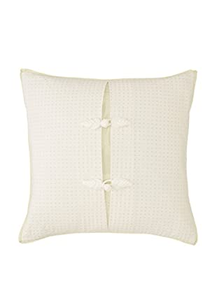 Charisma Marquette 18-Inch by 18-Inch Square Pillow (Green)