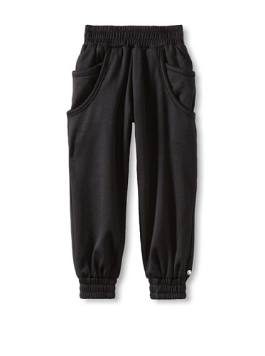 A for Apple Kids Mikey Pants (Black)