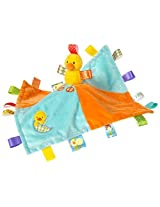 Taggies Duck Character Blanket By Mary Meyer