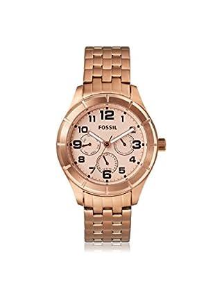 Fossil Men's BQ1411 Classic Rose Gold Stainless Steel Bracelet Watch