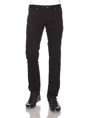 Burton Pantalón Slim Fit (Negro)