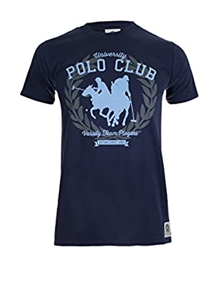 Varsity Team Players T-Shirt Polo Club
