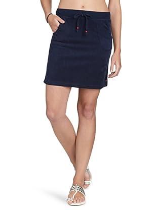 ESPRIT Bodywear Damen Strandrock, Z7023/MIX&MATCH (Blau (DG))