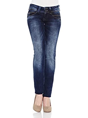 Pepe Jeans London Pantalón Vaquero Venus (Azul)