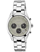 DKNY End-of-Season Nolita Chronograph Beige Dial Women Watch - Ny8766I