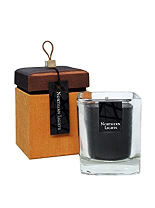 Northern Lights 8-Oz. Black Tie Candle, Temptation