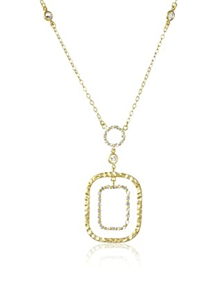 Belargo Multi Shape Drop Necklace