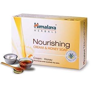 Himalaya Herbal Nourishing Cream & Honey Soap