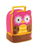 Stephen Joseph Owl Lunch Pals, Multi Color