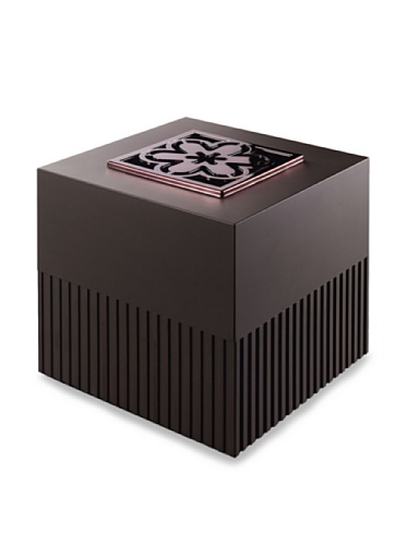 Easy Scent by Lampe Berger Fragrance Diffuser Cube, Brown