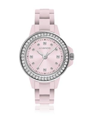 K&Bros Reloj 9571 (Rosa)
