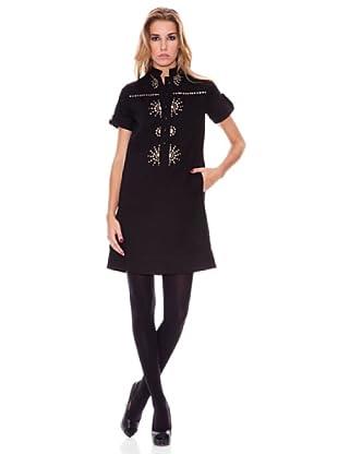 Tonalá Vestido Iowa (Negro)