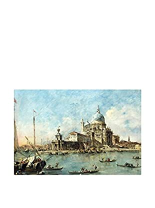 Best seller living Leinwandbild Francesco Guardi Santa Maria