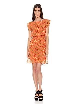 Azura Vestido Serena (Naranja)