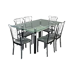 Mebelkart Cache Furnitures Ltd Dining Table 1+6 A3/B9