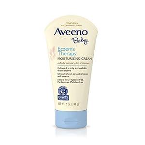 Aveeno Baby Eczema Therapy Moisturizing Cream 5 Ounce