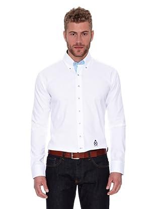 CLK Camisa Woven (Blanco)