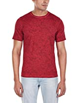 United Colors of Benetton Men's Round Neck Cotton T-Shirts