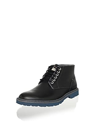 Calvin Klein Jeans Men's Quarlo Ankle Boot (Black)
