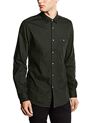 Springfield Camisa Hombre Cr Struct Solid