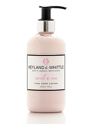Heyland&Whittle Crema Manos Neroli y Rosa 300 ml