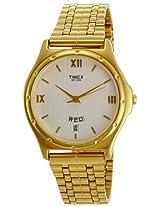 Timex Classics Analog White Dial Men's Watch - BW02
