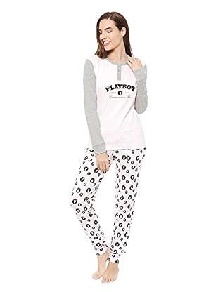 Play Boy Nightwear Pyjama Relax Night Cozy Nights