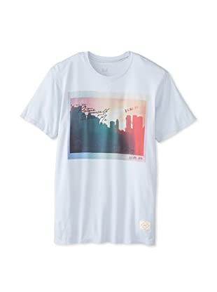 Kinetix Men's Picture Me NYC T-Shirt (Ice Grey)