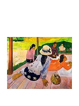 LegendArte  Wandbild La Siesta von Paul Gauguin