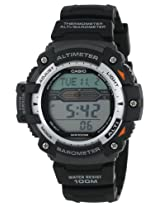 Casio Men''s SGW300H-1AVCF Twin Sensor Multi-Function Digital Sport Watch
