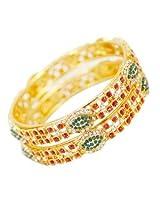 Austrian Diamond Bangles By Sanskruti