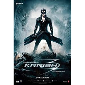 Krrish 3 (2013) | Hindi [DVD]