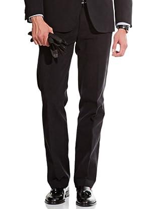 Pedro del Hierro Pantalón 5 bolsillos (Negro)