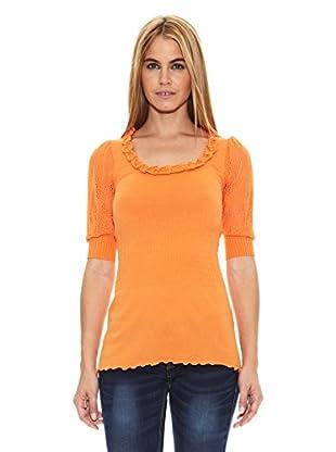 Barbarella Suéter Félicie (Naranja)