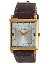 Timex Classics Analog Multi-Color Dial Men's Watch - TI000T20800