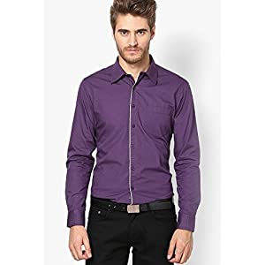 Velloche Casual Shirts - Purple