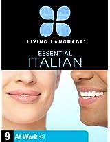 Essential Italian, Lesson 9: At Work