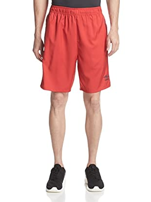 Umbro Men's Aztec Stripe Soccer Short (True Red)