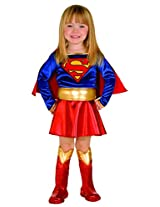 DC Super Heroes Child's Supergirl Costume, Toddler