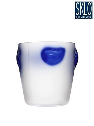 Cristal de Bohemia Jarrón Cosmos H 25 Cm
