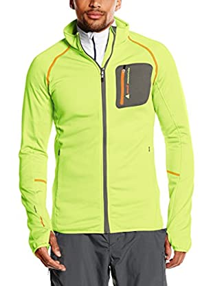 Peak Mountain Giacca Tecnica Ceman Lime 2XL