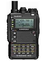 Quad-Band Yaesu VX-8DR Submersible VHF/UHF Amateur Radio Transceiver