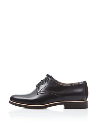 Rockport Zapatos Casual Oxford Alanda Plain (Negro)