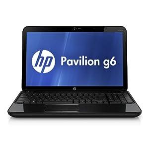 HP Pavilion g6-2320TX 15.6-inch Laptop (Sparkling Black)