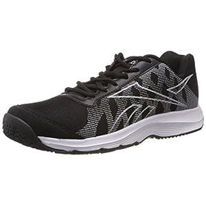 Reebok Black And White Men's Sports Shoes