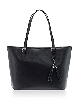 Lisa Minardi Bolso shopping  Negro
