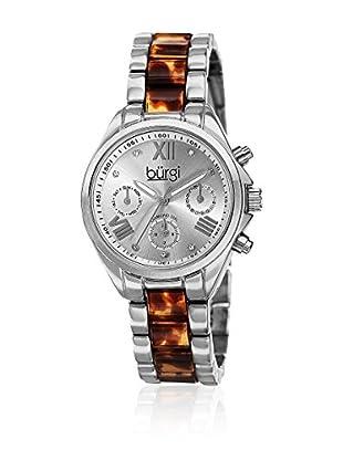 Bürgi Uhr mit schweizer Quarzuhrwerk Woman BUR130SS 32.5 mm